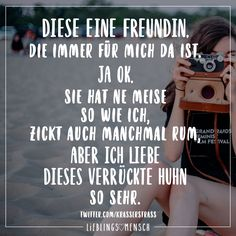 Yeah, well, she has a tit like me, sometimes she also zips around, but I love this crazy chicken so much - Birthday quotes Poetry Quotes, Sad Quotes, Quotes To Live By, Life Quotes, Fake Friendship, Friendship Quotes, Life Is Too Short Quotes, Truth Of Life, Visual Statements