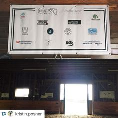 Loving #TeamWelshWear rider @kristin.posner sponsor banner made by @decopony ! #Repost @kristin.posner .  {banners have gone up} #sponsors #banners #dressage #newbanners #equestrian #sharethelex #kentucky #kristinposnerdressage
