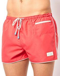Oiler & Boiler East Hampton Retro Swim Shorts
