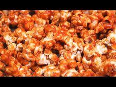 Palomitas Acarameladas | Súper fáciles y rápidas!! - YouTube