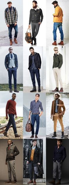 5 Key Transitional Pieces For Autumn 2014: A Pair Of Sturdy Boots Lookbook Inspiration