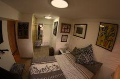 #SANROMAN En alquiler agradable apartamento amoblado, 1 habitación 2 baños, vigilancia. TLF:9910022