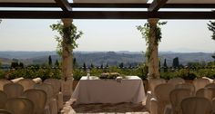Tuscany is the better place to have your wedding and honeymoon in Italy. Tuscany, with its rolling hills covered with olive trees and grapevines, bright yellow fields of sunflowers and inviting villages with cobblestone streets. Getting Married In Italy, Yellow Fields, Italy Honeymoon, Tuscan Wedding, Places To Get Married, Tuscany Italy, Italy Wedding, Simple Weddings, Siena