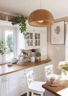 Kitchen Room Design, Kitchen Cabinet Design, Kitchen Sets, Modern Kitchen Design, Home Decor Kitchen, Interior Design Kitchen, New Kitchen, Home Kitchens, Küchen Design