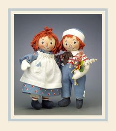 Raggedy Ann & Andy™