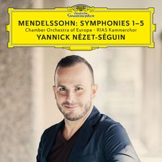 Mendelssohn: Symphonies Nos. 1-5 (Live) by Chamber Orchestra of Europe on Apple Music