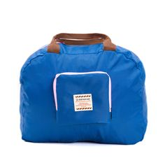 Blue Foldable Bag, 53% discount @ PatPat Mom Baby Shopping App