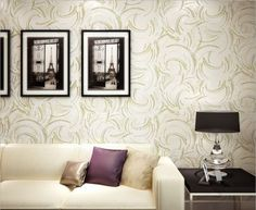 10M Wallpaper Interior Irregular Stripe Personality Abstract Creative Silk Desig