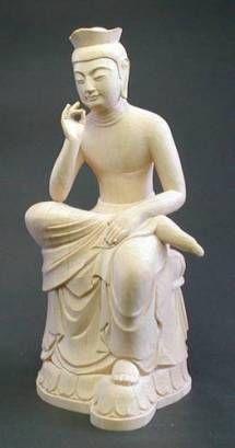 弥勒菩薩半跏思惟像(仏像事典写真画像付き) 仏像ドットコム・東洋仏所