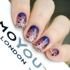 moyou Stamping Nail Polish - Cherry Fuzz - Αναζήτηση Google