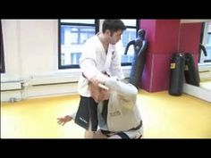 How to Do Sambo Martial Arts : Doing a Strike Throw Grip Combo in Sambo ...