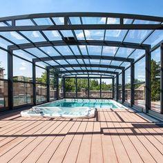 WoodPlastic® - Český výrobce WPC teras a plotů Relax, Garden, Outdoor Decor, Plastic, Space, Wood, Home Decor, Floor Space, Garten