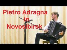 Концерт Pietro Adragna (Пьетро Адранья) в Новосибирске 9.12.19 - YouTube Youtube, Youtube Movies