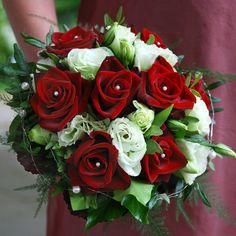 Die 17 Besten Bilder Von Brautstrauss Rot Wedding Bouquets Wedding