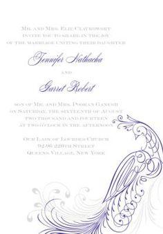 Jennifer and Garret #White #Shimmer #WeddingInvitation @foreverfriends_  created. We also layered it with a #raisin (Deep #Purple) backer #Peacock #Wedding #Pocket http://foreverfriendsfinestationeryandfavors.com