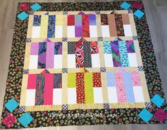 Easy blocks using large pieces of fabric to make a BIG statement. 9 Block, Block Quilt, Scrap Busters, Bamboo Garden, Strip Quilts, Quilt Sizes, English Paper Piecing, Acrylic Wool, Vintage Patterns