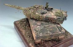 Leopard 2A6 1/35 Scale Model
