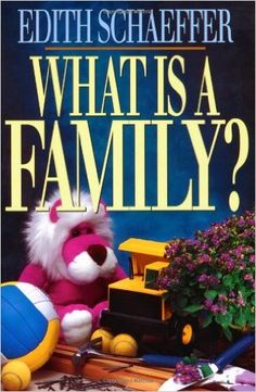 What is a Family?  (a must read)
