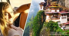 AWoman Who Traveled Around the Globe Reveals Her Top10 Must-See Destinations