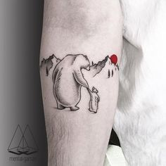 #tattoo #cantyousleeplittlebear #bear #beartattoo #fear #dark #cantsleep