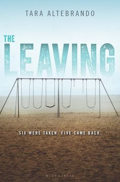 """""""Waiting On"""" Wednesday is a weekly event, hosted by Jill of Breaking the Spine, that spotlights upcoming releases that we're eagerly anticipating. This week's book:The Leaving by Tara Altebrando"""