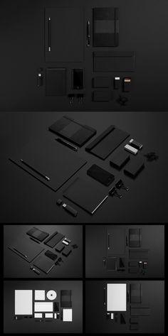 Graphics - Branding / Identity Mock-Up | GraphicRiver