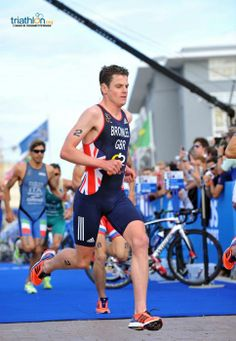 2014 ITU World Triathlon Cape Town Men