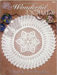 Wonderful doilies