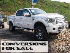2013 Ford F-150 Lariat FTX Tuscany Lifted Truck Conversion