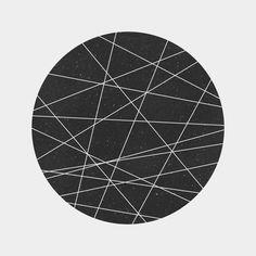 #OC14-001  A new geometric design every day.