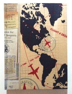 Cuaderno de viaje. Único https://www.facebook.com/nagalaycia?ref=hl