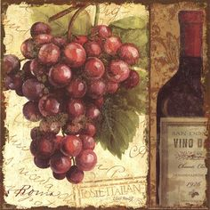 """""""Vino II"""" ... by Lisa Audit"""