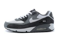 competitive price f4cc4 84a38 Nike Air Max 90 Couple Gray Vendre 2015. shoes nike