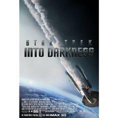Star Trek Into Darkness ❤ liked on Polyvore featuring star trek