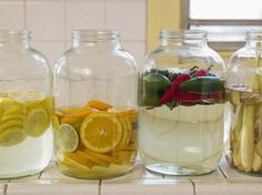 How to Make Natural Home Cleaning Products | eHow