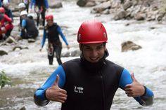 Sportliches Canyoning Erlebnis mit höherem Schwierigkeitsgrad. Action, Sport & Fun im Allgäu erleben und den Alltag vergessen. Jetzt Actiontickets sichern.