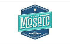 A Pale Mosaic — The Dieline - Branding & Packaging