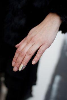 Silver nail I