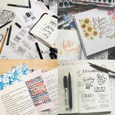 Sketchbooks by Abbey Sy