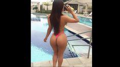 Kim Kardashian: Miss Bumbum emuló desnudo de la socialité para darle su apoyo [FOTOS Y VIDEOS]