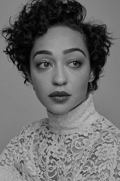 Ruth Negga photographed by Justin Coit for The Hollywood Reporter