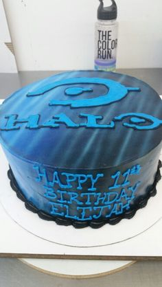 The Definitive Collection Of Video Game Cakes halo gaming xbox