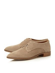 Faris suede textured lace up brogues House Of Fraser, Brogues, Derby, Oxford Shoes, Dress Shoes, Lace Up, Lady, Stuff To Buy, Shopping