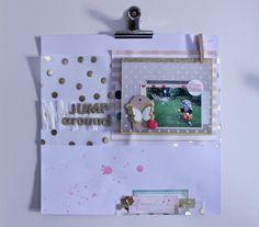 scrap scrapbook scrapbooking layout