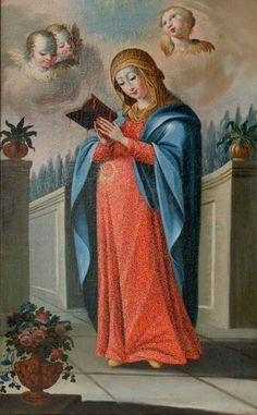 Novena dos Nove Meses de Gestação de Nossa Senhora   NOSSA SENHORA