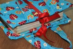 tutorial to make bible cover (though you could adapt for other books too, am sure, if you wanted too)