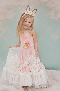 Pixie Girl Vintage Fairytale Frock<br>Now in Stock