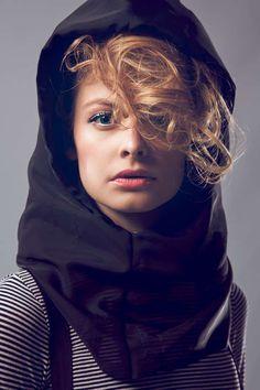 The Ari Hallami Photography Collection is Fresh and Flirtatious #hair trendhunter.com