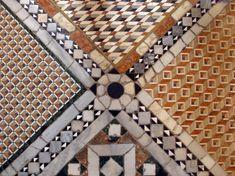 Venice - Basilica do San Marco floor