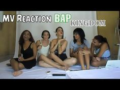 [MV Reaction] B.A.P「KINGDOM」; Reaction by: Free Souls - YouTube